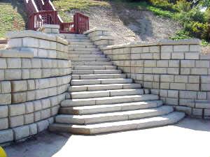 Walls-Steps-NorthCoastRedi-Rock