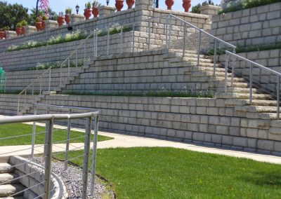 Steps-RetainingWall